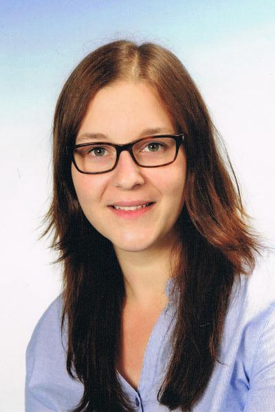 Die Beratungslehrerin - Frau Roberg